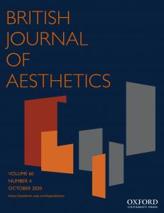 The British Journal of Aesthetics