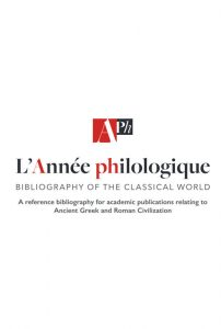 annee philologique