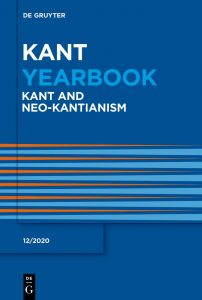 Kant Yearbook