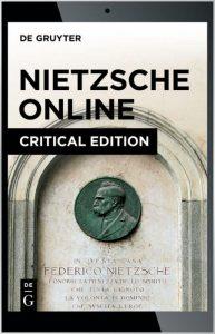 nietzsche online critical edition