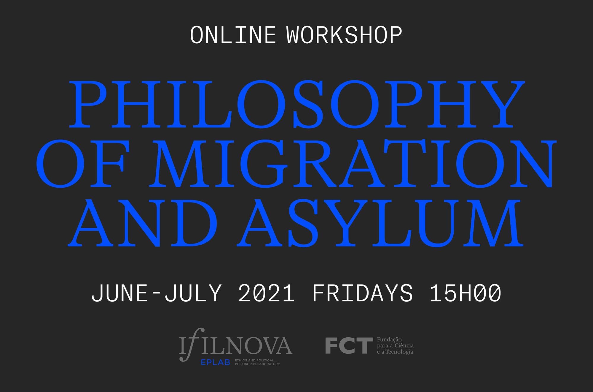 philosophy migration asylum