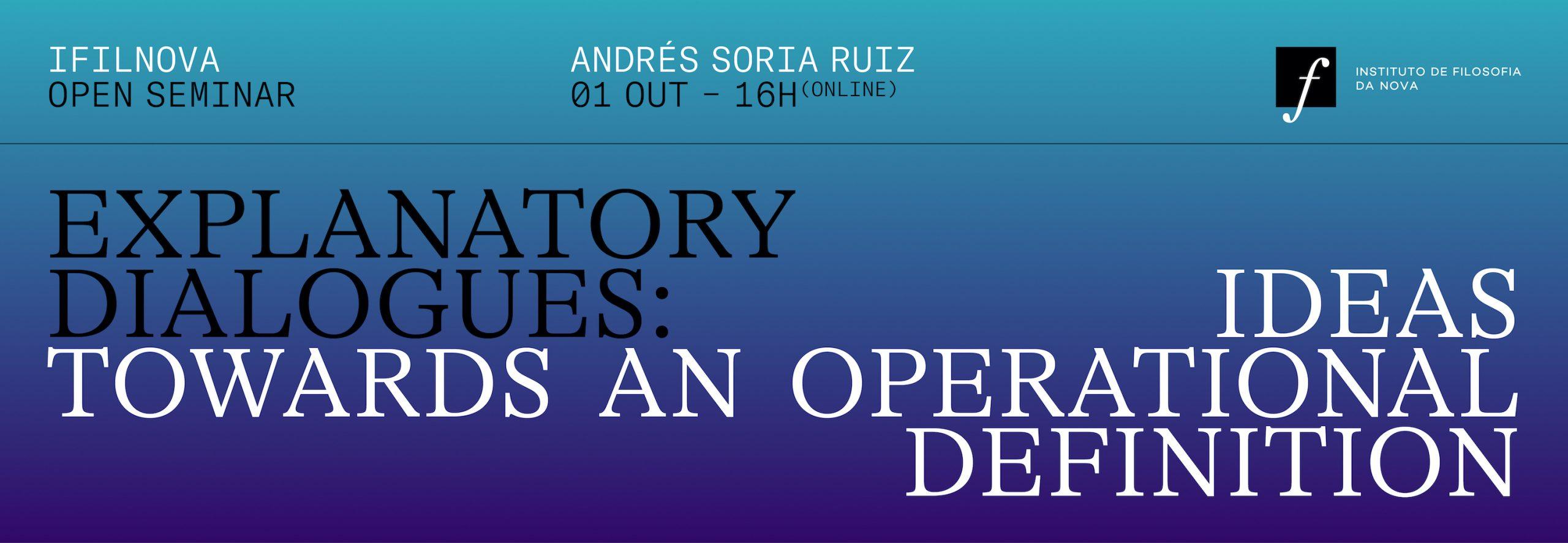 open seminar banner